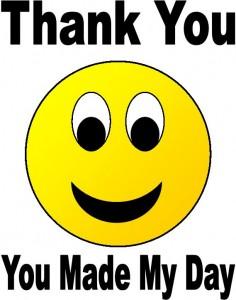 smiley-thanks