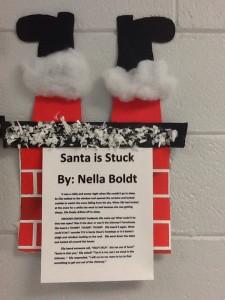 Santa is Stuck