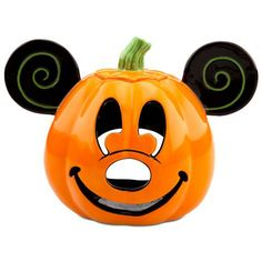 pumpkin smiling