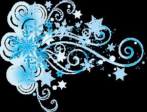 swirly-snowflakes
